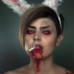Bad Easter Bunny 13
